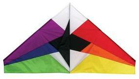 Skydog Rainbow Delta 55 Single-Line Kite #11151