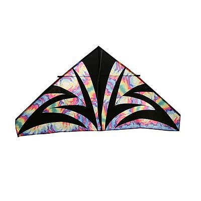 Skydog Kites 7' Tie Dye Delta -- Single Line Kite -- #11175