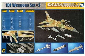 Skunk IDF Weapon Set2 1-48