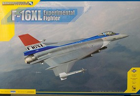 Skunk F16XL #1 Single Seat f/b 1-48 Plastic Model Airplane 1/48 Scale #sw48026