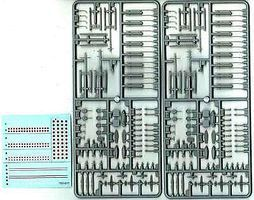 Skywave Conversion Parts for Japanese WWII Navy Merchant Ships Model Ship Accessory 1/700 #25
