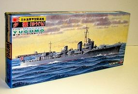 Skywave WWII IJN Yugumo Class Yugumo Plastic Model Destroyer Kit 1/700 Scale #w26