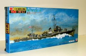 Skywave IJN Torpedo Boat Kiji (2) Plastic Model Military Ship Kit 1/700 Scale #w42