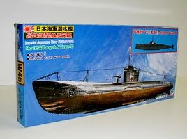 Skywave IJN Subs Type Ro35 & Target A Type D (2) Plastic Model Submarine Kit 1/700 #w45