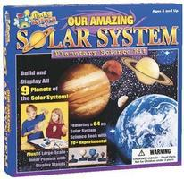 Slinky Our Amazing Solar System Kit