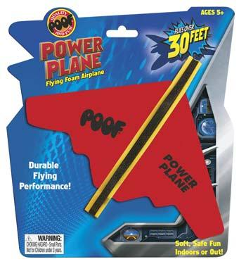 Slinky Toys Poof Power Plane