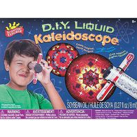 Slinky Scientific Explorer DIY Liquid Kaleidoscope