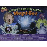 Slinky Scientific Explorer Light Up Crystal Mega Set