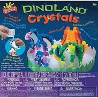 Slinky Scientific Explorer Dinoland Crystals