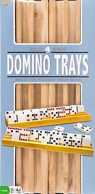 Slinky Toys Ideal Domino Trays