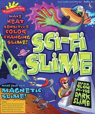 Slinky Toys Scientific Explorer Sci-Fi Slime