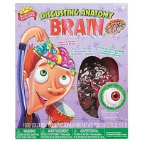 Slinky Scientific Explorer Disgusting Anatomy Brain