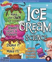 Slinky Ice Cream Science