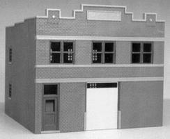 Smalltown Freight Office City Building HO Scale Model Railroad Building #6008