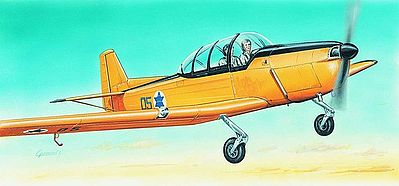 Smer Fokker S11 Instructor Aircraft -- Plastic Model Airplane Kit -- 1/50 Scale -- #801
