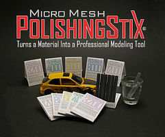 Scale-Motor MOCRO MESH POLISHING STIX