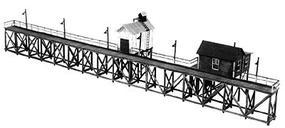 Suncoast Icing Platform Kit O Scale Model Railroad Building #2