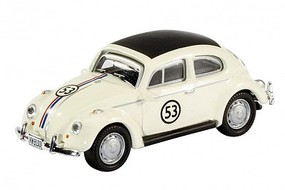 SCHUCO HO Volkswagen Beetle Herbie #53 Rally Car