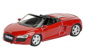 SCHUCO HO Audi R8 Spyder Car (Red)