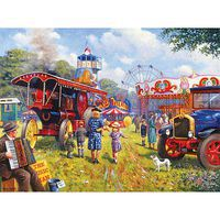 Sunsout A Good Day For the Fair 1000pcs Jigsaw Puzzle 600-1000 Piece #13723