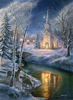 Sunsout O Holy Night 1500pcs Jigsaw Puzzle Over 1000 Piece #28422