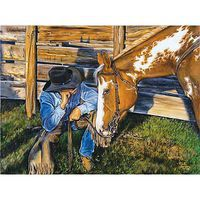 Sunsout Between You Me and the Fencepost 1000pcs Jigsaw Puzzle 600-1000 Piece #35308