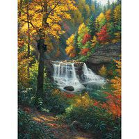 Sunsout Bear Valley 1000pcs Jigsaw Puzzle 600-1000 Piece #52992