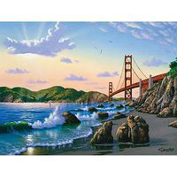 Sunsout Bridge View 500pcs Jigsaw Puzzle 0-599 Piece #66904