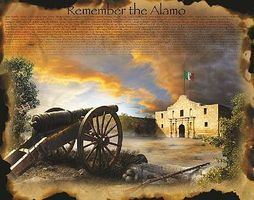 Sunsout Remember the Alamo 1000pcs Jigsaw Puzzle 600-1000 Piece #67952