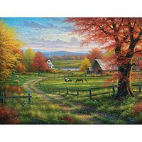 Sunsout Peaceful Tranquility 300pcs Large Format Jigsaw Puzzle 0-599 Piece #69619