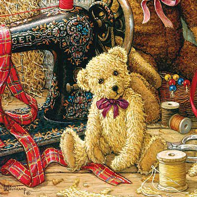 Sunsout Brand New Bear 1000pcs -- Jigsaw Puzzle 600-1000 Piece -- #76114