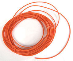 SoundTraxx 10 30 AWG Wire Orange Model Railroad Hook Up Wire #810143