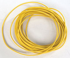 SoundTraxx 10 30 AWG Wire Yellow Model Railroad Hook Up Wire #810151