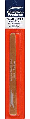 Squadron Sanding Stick Medium Grit