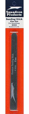 SQUADRON PRODUCTS  FINE GRIT SANDING STICK FOR SMOOTHING