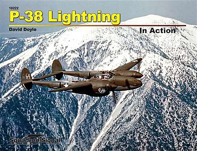 Squadron/Signal Publications P-38 Lightning in Action