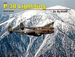 Squadron P-38 Lightning in Action