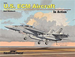 Squadron U.S. ECM Aircraft In Action Softcover