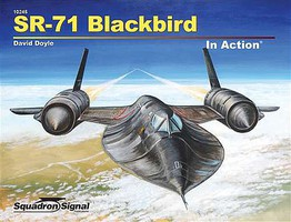 Squadron Sr-71 Blackbird in Action