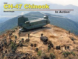 Squadron Ch-47 Chinook in Action
