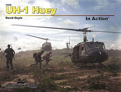 Squadron/Signal Publications UH-1 HUEY in Action