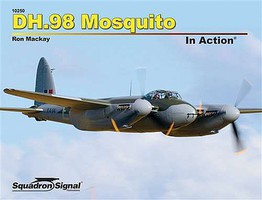 Squadron DH.98 Mosquito in Action