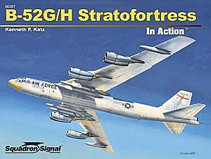 Squadron/Signal Publications B-52G/H STRATOFORTRESS in Act