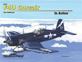 Squadron F-4U CORSAIR IN ACTION HC