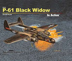 Squadron BLACK WIDOW in Action HC