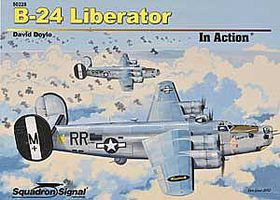 Squadron B-24 LIBERATOR in Action HC