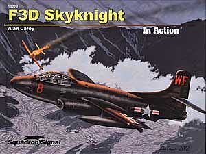 Squadron/Signal Publications F3D SKYKNIGHT in Action HardCv