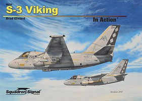 Squadron S-3 VIKING in Action HC