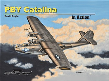 Squadron/Signal Publications PBY CATALINA IN ACTION HC