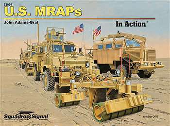 Squadron/Signal Publications US MRAPS in Action HC